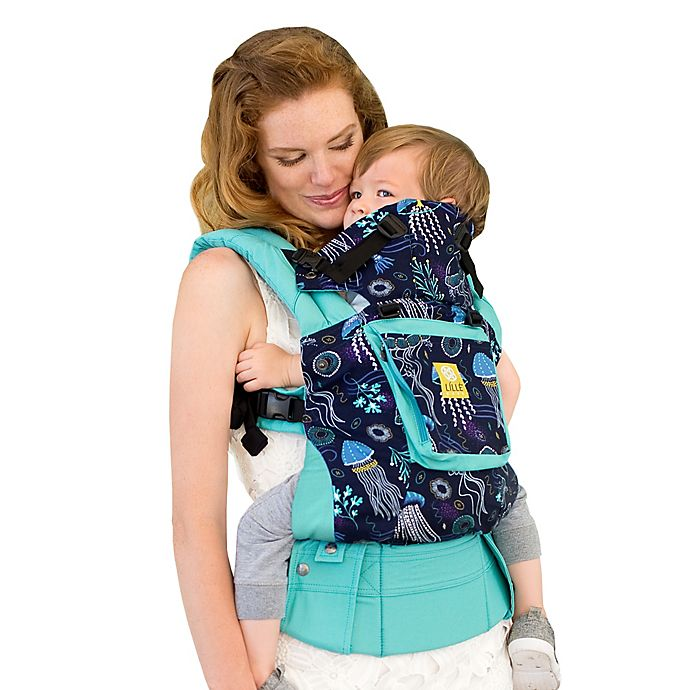 7edbcccbd7a lillebaby® COMPLETE™ Original Baby Carrier in Blue Lagoon