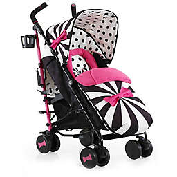 Cosatto Supa Stroller in Golightly 2 Pink/Black