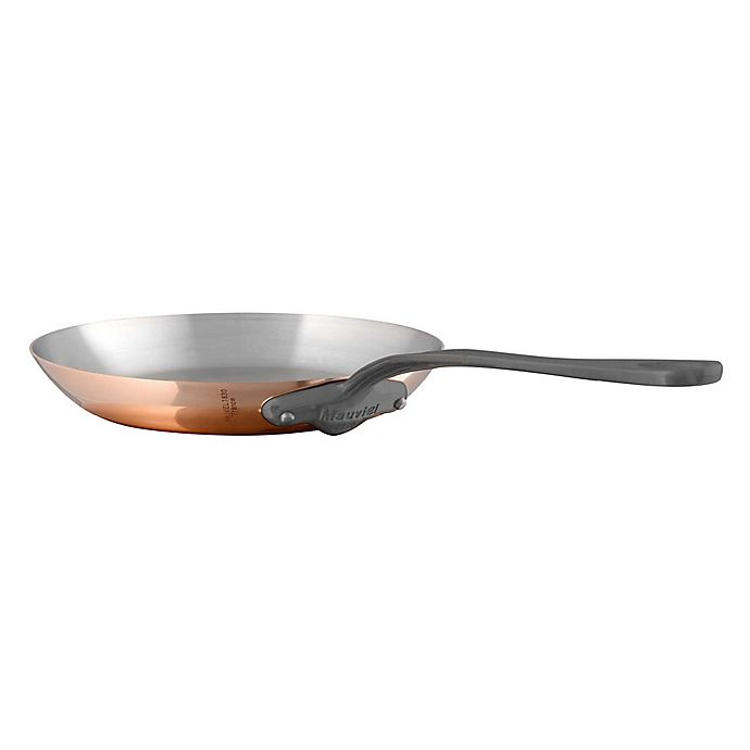 Alternate image 1 for Mauviel 1830® M'150C2 Copper and Stainless Steel Fry Pan