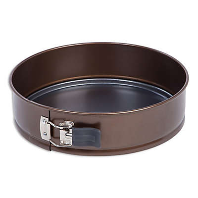MAKER Homeware™ 10-Inch Springform Pan in Brown