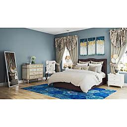Honeycomb Bohemian Bedroom