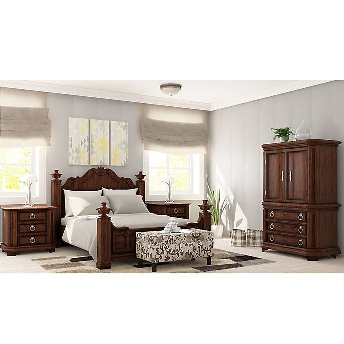 Alternate image 1 for Renaissance Contemporary Bedroom Collection
