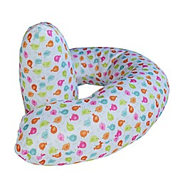 One Z Plus Size Waterproof Nursing Pillow in Birdie Print