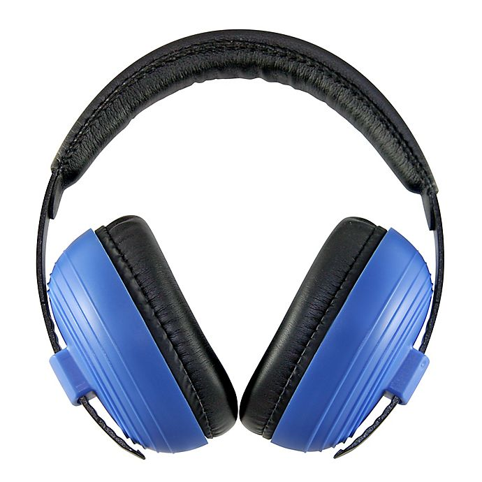 Alternate image 1 for Kidco® Whispears™ Hearing Protection Headphones in Blue