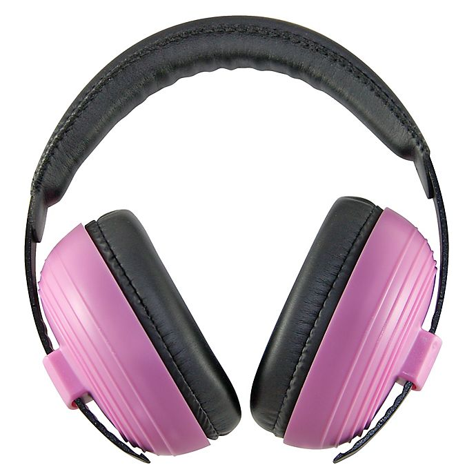Alternate image 1 for Kidco® Whispears™ Hearing Protection Headphones in Pink