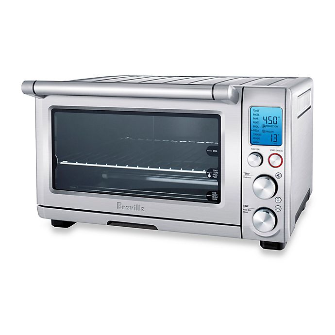 Alternate image 1 for Breville® The Smart Oven™ Convection Toaster Oven