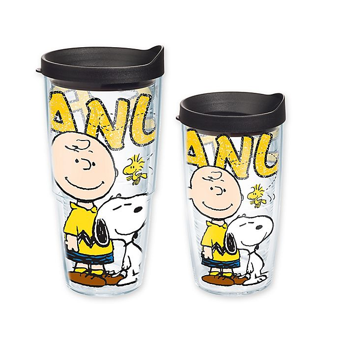 Alternate image 1 for Tervis® Peanuts™ Wrap Tumbler with Lid