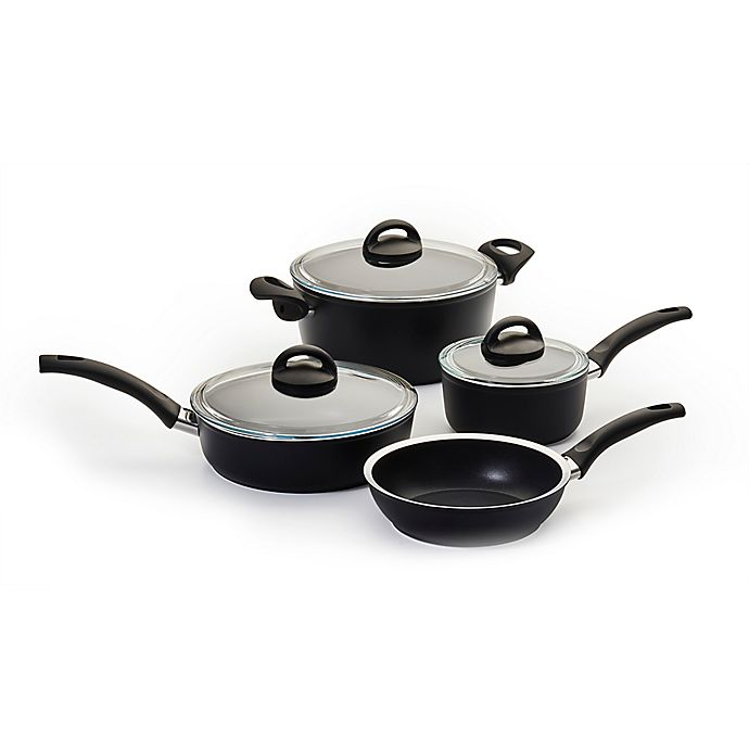 Alternate image 1 for Ballarini Como Nonstick 7-Piece Cookware Set