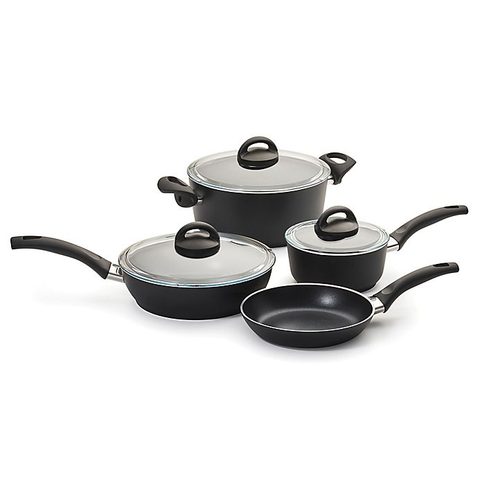 Alternate image 1 for Ballarini Pisa Nonstick 7-Piece Cookware Set