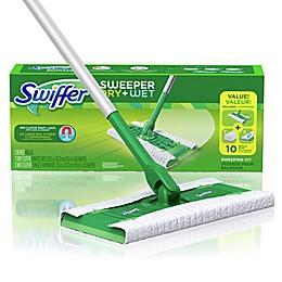 Swiffer® Sweeper Dry + Wet Cleaner Starter Kit