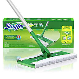 Swiffer® Sweeper Dry + Wet Cleaner Starter Kit