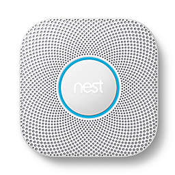 Nest Protect Second Generation Battery Smoke and Carbon Monoxide Alarm