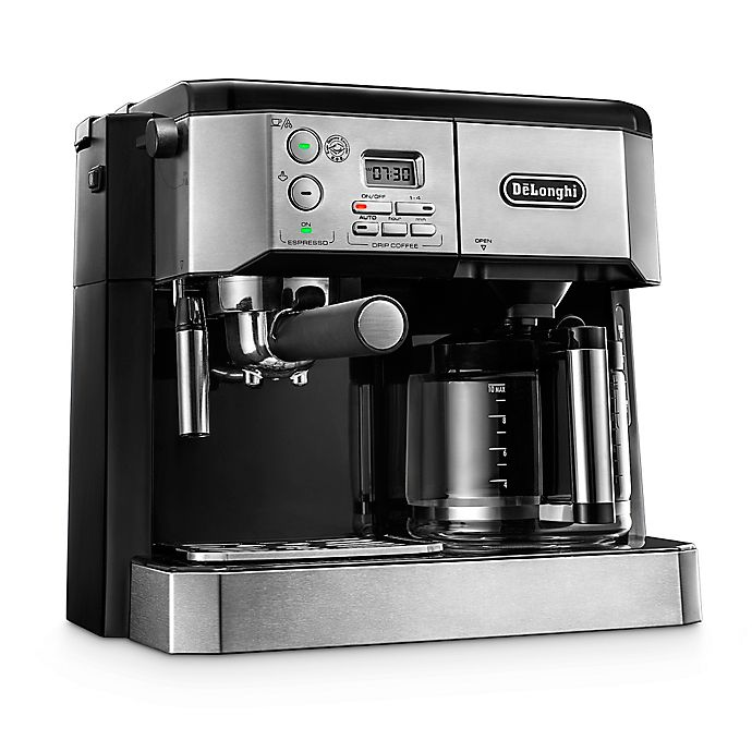 Alternate image 1 for De'Longhi Combination Espresso & Drip Coffee Machine
