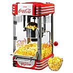 Nostalgia™ Electrics Coca-Cola® 2.5 oz. Kettle Popcorn Popper in Red