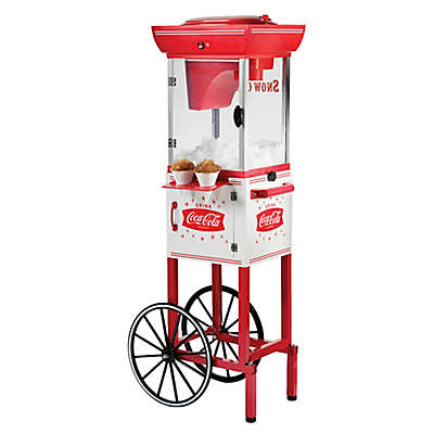 Nostalgia™ Electrics Coca-Cola® 4-Foot Snow Cone Cart