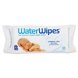 WaterWipes® 60-Count Baby Wipes