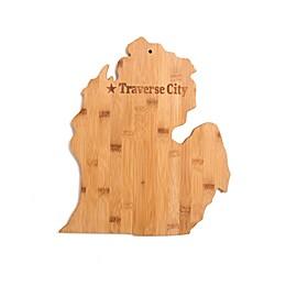 Core Bamboo Traverse City, Michigan Cutting Board