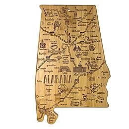 Totally Bamboo® Alabama Destination Cutting Board