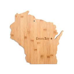 Core Bamboo Green Bay, Wisconsin Destination Cutting Board