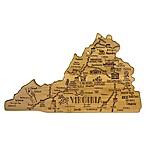 Totally Bamboo® Virginia Destination Cutting Board