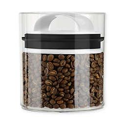 Prepara® Evak Fresh Saver Metropolitan 1.05 qt. Short Storage Canister in White/Black