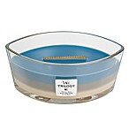 Woodwick® Trilogy Nautical Escape Large Oval Jar Candle
