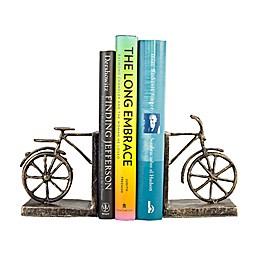 Danya B. Bicycle Bookend in Brown