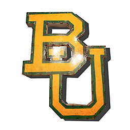 Baylor University Recycled Metal Wall Décor