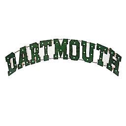 Dartmouth University Illuminated Recycled Metal Wall Décor