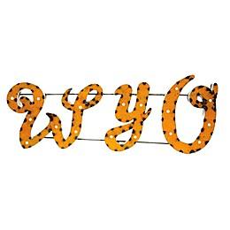 University of Wyoming \