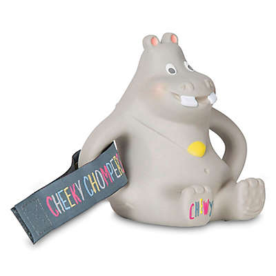 Cheeky Chompers® Chewy the Hippo Teether