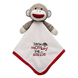 Baby Starters® Sock Monkey Snuggle Buddy with Blanket