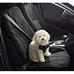 Pawslife™ Quilted Bucket Car Seat Cover in Black