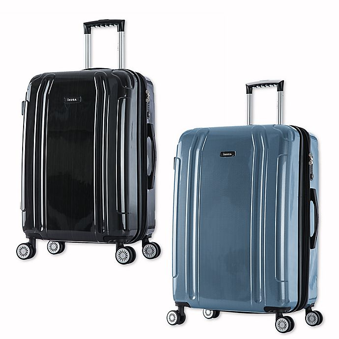 Alternate image 1 for InUSA SouthWorld 23-Inch 8-Wheel Expandable Spinner Suitcase