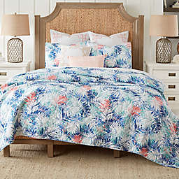 Coastal Living® Coastal Palm Reversible Mini Quilt Set