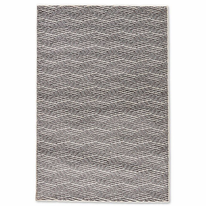 Alternate image 1 for Jaipur Jada Berlin Rug in Charcoal