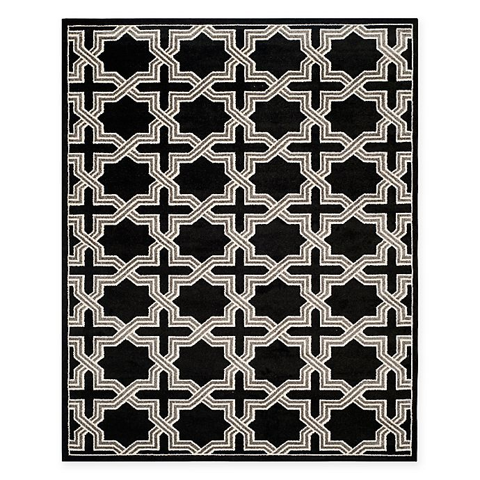 Alternate image 1 for Safavieh Amherst 9-Foot x 12-Foot Inter Area Rug in Anthracite