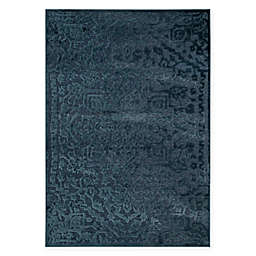 Safavieh Paradise 2-Foot 7-Inch x 4-Foot Square Area Rug in Navy