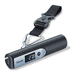 Beurer Digital Luggage Scale in  Black