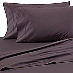 Wamsutta® 525-Thread-Count PimaCott® Wrinkle Resistant King Fitted Sheet in Dark Grey