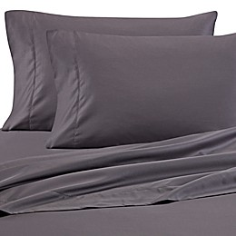 Wamsutta® PimaCott® Solid 525-Thread-Count Twin XL Flat Sheet