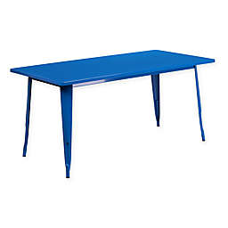 Flash Furniture Indoor/Outdoor Metal Table