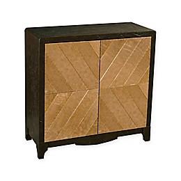 Pulaski Penny Bar Cabinet in Black