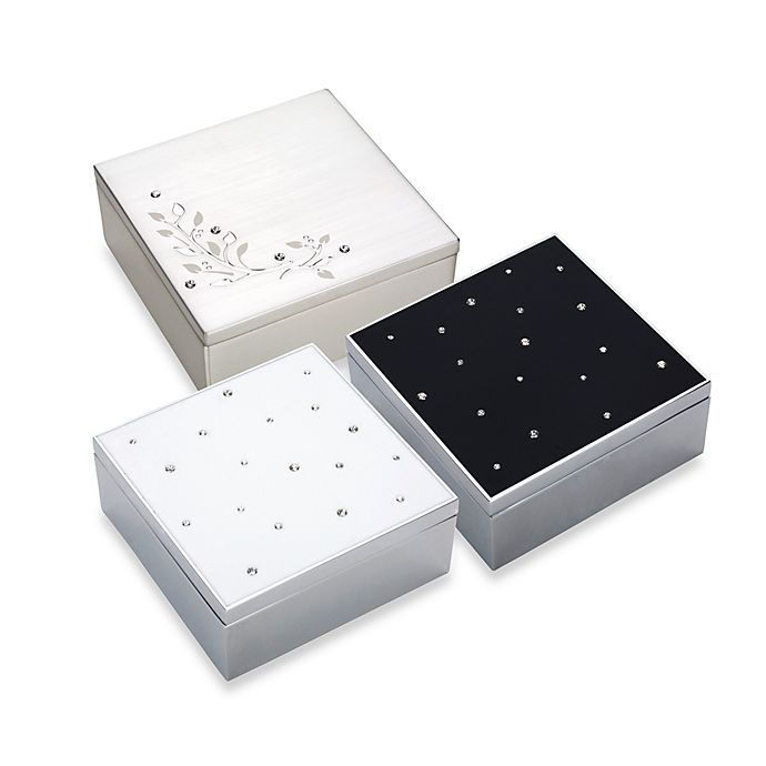 Decorative Gift Boxes By Nicole Miller Bed Bath And Beyond Canada