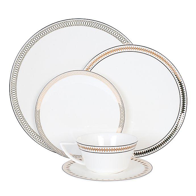 Alternate image 1 for Olivia & Oliver® Madison Parker Dinnerware Collection