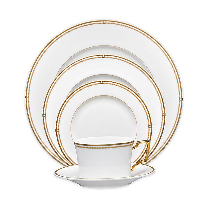 Alternate image 1 for Noritake® Aidan Gold Dinnerware Collection
