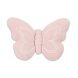 NoJo® Dreamer Plush Butterfly in Pink
