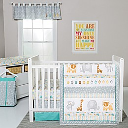 Trend Lab® Lullaby Jungle Crib Bedding Collection