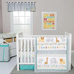 Trend Lab® Lullaby Jungle 6-Piece Crib Bedding Set