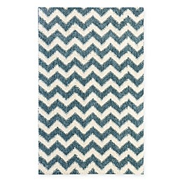 Mohawk Home Laguna Stitched Chevron Area Rug